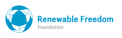 Logo Foundation Renewable Freedom